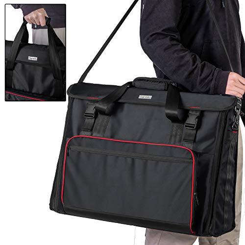 CURMIO Travel Bag Compatible with Apple iMac 27'' Desktop ...